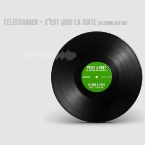 free download Vinyle C'est quoi la suite Instrumentale