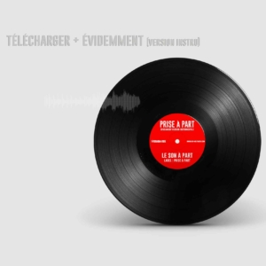 Vinyle EVIDEMMENT Musique Gratuite Instrumentale à Télécharger