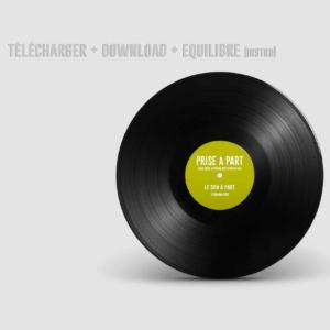 Equilibre vinyl electro pop rnb